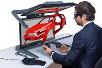 """Der VR PluraView Monitor von Schneider Digital revolutioniert das Arbeiten in """"3D-CAD"""""""