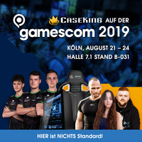 Caseking @ gamescom 2019 & King Deal-Sonderangebote - HALLE 7.1 / STAND B-031