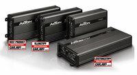 Winzig, stark, günstig  - die Verstärker der AXTON A-Serie