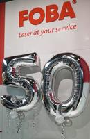 showimage 50 Jahre FOBA: Vom Anwender zum Laser-Produktpionier