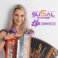 LILA SOMMERKLEID – das neue Lied von SUSAL die Partyhexe