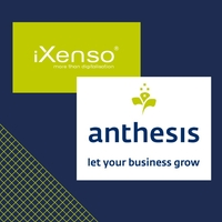 Kooperation der anthesis GmbH mit iXenso