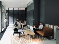 Neues Nextwork-Office: TISAX-zertifiziertes Arbeiten in Co-Working Space, Safe Room und Workshop-Räumen