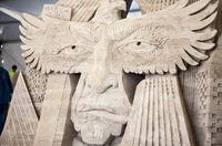 Kunst aus tausend Körnchen: Sandskulpturen-Meisterschaft in Virginia Beach