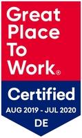 E WIE EINFACH wird von Great Place to Work ® ausgezeichnet!