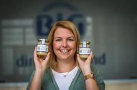 60.000 Bienen sammeln fleißig Honig für die BIG