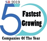 The 50 Fastest Growing Companies of 2019: ehotel is listed by The Silicon Review