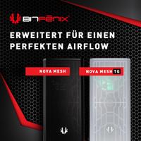 BRANDNEU bei Caseking - BitFenix Nova Mesh: Midi-Tower mit verbessertem Airflow
