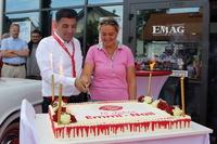 Gelungenes Jubiläumsfest bei der EMAG AG / Emmi - Nail