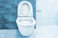 Spülrandlose Toilette / WC - eine saubere Toilette fürs Bad