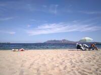 Hitze auf Mallorca - Ventilatoren im Dauereinsatz