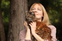 Katzenflüsterin Sylvie Sterling weiß, was Katzen wollen