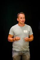 Steirer überzeugte als Speaker beim Weltrekord in Düsseldorf!
