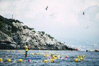 Ligurien zu Wasser erleben: Fast Swimming & Slow Fishing  Auspowern beim Swim the island- Event +++ Abbremsen auf neuen Boots-Touren