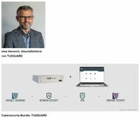 "it-sa 2019: TUXGUARD präsentiert DSGVO-konformes ""Cybersecurity-Sorglos-Paket"""