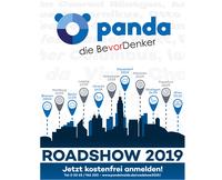 Panda Security Roadshow in elf Städten