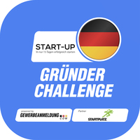 kostenlose Gründer-Challenge