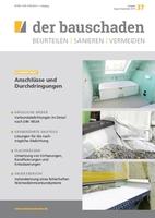 bauschaden-Fachtagung 2019: Feuchteschutz von Neubauten