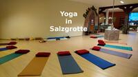 showimage Yoga in der Salzgrotte Karlsruhe inkl. Solevernebelung