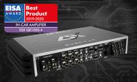 EISA Award für Produkt der Audio Design Marke ESX
