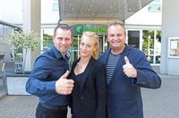 Holiday Inn Lübeck: Neue Wege für Events gehen - Direktor Christian Schmidt vollendet neue Infrastruktur mit umfangreichen Investitionen