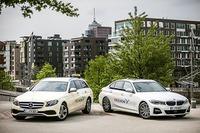 FREE NOW startet neuen Fahrservice Ride in Frankfurt