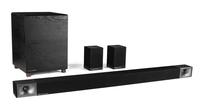 Klipsch BAR 40, BAR 48 und SURROUND 3: Soundbars und drahtlose Surround-Lautsprecher für satten Klipsch Sound bei Film und Musik