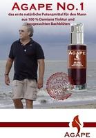 AGAPE  No. 1 - Sexuelle Stimulation - Das neue natürliche Funktionsmittel