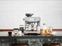 Starkes Wachstum bei Siebträger-Espressomaschinen für zu Hause: Sage ist Marktführer