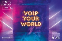 VOIP YOUR WORLD - Modern Workplace Communication: STARFACE lädt die UCC-Branche zum Kongress