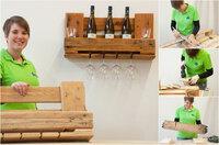 showimage Weinregal aus Paletten selbst bauen