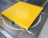 Wendige Transplattform zur flexiblen Lastbeförderung
