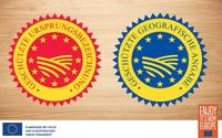 EU-Siegel schützt Produkte mit besonderer Herkunft