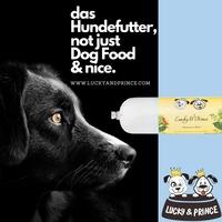 """Luck&Prince der """"Hit"""" im Premium Hundefuttersegment auf dem deutschen Markt"""
