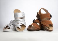 Hallux valgus Therapie mit schicken Sandalen