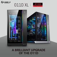 BRANDNEU bei Caseking - Der Lian Li O11Dynamic XL ROG Certified Dual-Chamber-Midi-Tower