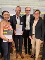"""APROS Consulting und Services Reutlingen - """"Ausgezeichnet"""" für soziales Engagement und CSR Strategie"""