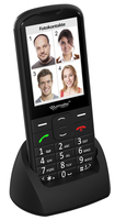 showimage simvalley MOBILE Komfort-Handy XL-950, Garantruf Premium