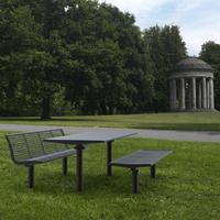 Sitzgruppen für Außenbereiche - stilvolle Lösungen in hoher Materialqualität