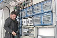 ESG sucht Verstärkung für das Prüftechniker-Team
