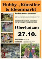 Oberkotzau Hobby-, Künstler- und Ideenmarkt