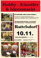Rattelsdorf Hobby-, Künstler- und Ideenmarkt