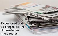 Kostenlose Vortragsreihe über Pressearbeit und Online-PR für KMU und Freiberufler