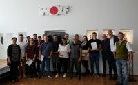 Ausgezeichnete Auszubildende: Wolf ehrt die besten Nachwuchskräfte