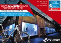 Fahrrad Flöckner – Dein Cube Store in der Karl-Marx-Allee