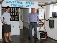 Wasserstoff als grüne Energie-Hoffnung für Hausbesitzer