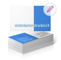 Visitenkarten drucken ab 9,90 EUR (inkl. 19% MwSt.)
