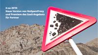 it-sa: Net at Work zeigt neue NoSpamProxy-Version und Premium Managed Service für Mail Security