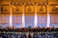 Russischer Violinist Nikita Borisoglebski tritt mit dem Großen Sinfonieorchester beim Beethovenfest 2019 auf