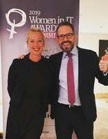 Datavard als Employer of the Year beim Women in IT Award ausgezeichnet